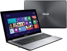 "Asus F550CC-XX559H Gaming Laptop Windows 10 15.6"" HD 500GB 4GB i7-3537U DVD Grey"