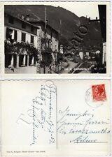 Cartolina di Primaluna, panorama - Lecco, 1957