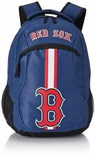 MLB Boston Red Sox Logo Action Backpack (Travel, Work, School)