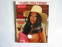 MAGAZINE FOLIES DE PARIS HOLLYWOOD N° 478 COMPLET AVEC POSTER