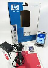 Hp iPaq Pocket Pc Pda Rz1715 Mobile Media Companion Complete w/ Box