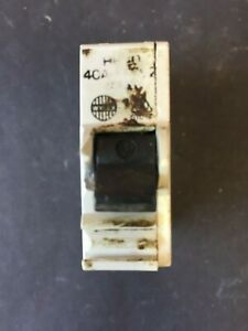 Wylex HB40 40A MCB - Damaged As Pictured