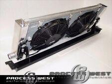 PW V-Mount Intercooler for Subaru 97-00 GC8 WRX/STI-Intercooler setup only