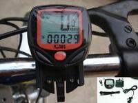 Cycling Bike Bicycle Cycle Computer Odometer Speedometer Waterproof