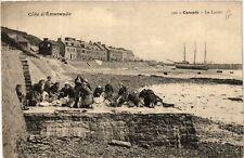 CPA  Cote d'Émeraude - Cancale - Le Lavoir  (584999)