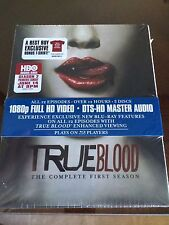 True Blood Complete First Season with Exclusive Best Buy (Red) T-Shirt