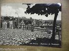 PANORAMA DA MONTEREALE veduta Quartiere Rione di 1957 CARTOLINA POSTALE POTENZA