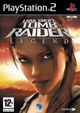 "PS2 GAME: TOMB RAIDER LEGEND ""PAL UK"