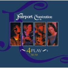 Fairport Convention - 4 Play NEW CD