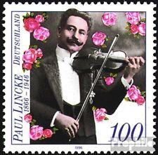 BRD (BR.Duitsland) 1876 (compleet.Kwestie) Componist van Berlijn Air postfris 19