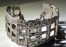 Large Toggle Bracelet Hob Sterling Silver
