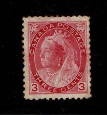 Canada SC# 78, Mint No Gum, very minor toning - S3900
