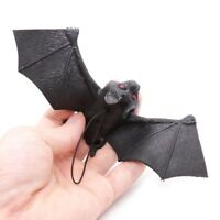 Pendant Black Bats Toy Pranks Toy For Fool's Day Halloween Props Decoration