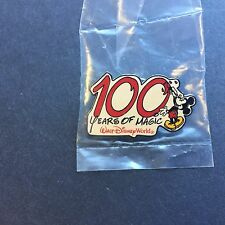 WDW - 100 Years of Magic - Mickey Mouse Painting Disney Pin 5237