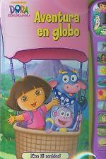 Aventura en globo (Dora la Exploradora). ENVÍO URGENTE (ESPAÑA)