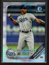 WANDER FRANCO 2019 BOWMAN NATIONAL CONVENTION TOPPS WRAPPER REDEMPTION CARD