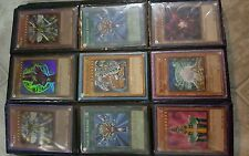 Yugioh Binder Holos, Rares, Great Card collection