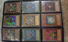Yugioh Binder Holos, Rares, Great Card collection