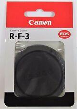 Canon R-F-3 Body Cap Fits Canon EF EOS R.F.3  RF3 Camera Bodies New UK Stock