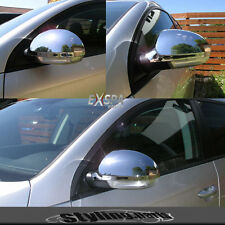Espejo Caps Cubierta en Cromo Nuevo para VW Passat 6B 3C 2005-2010