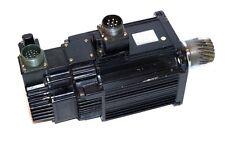 USED YASKAWA SGMGH-13A2A-YR52 AC SERVO MOTOR 1300W 1500 r/MIN SGMGH13A2AYR52