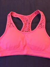 Danskin Racerback Pink Sports Bra (Medium)