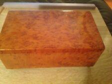 Vintage Thorens wind up music box made in Switzerland