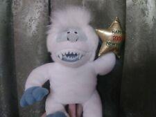Abominable Snowman Yeti Vintage vtg 2000 Bumble Stuffins Misfit Toys Plushie