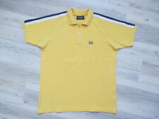 Abercrombie & Fitch polo-shirt (camisa polo), amarillo, talla L, muy bien