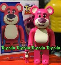 Medicom 2019 Disney Toy Story Lotso 400% + 100% Set Be@rbrick Bearbrick