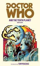 Doctor Who and the tenth PLANETA by Gerry Davis Libro De Bolsillo 9781849904742