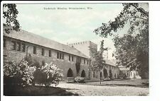 Early 1900's The Nashotah Mission in Oconomowoc, WI Wisconsin PC