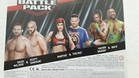 WWE Battle Pack Series 51:The Revival, Miz and Maryse, New Day - Choose