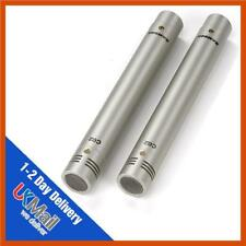 Samson Pair of C02 Matched Pencil Condenser Microphones | Pair | Condenser Mics