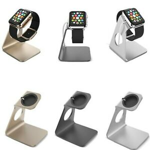 Apple Watch Series 3 2 1 Stand Charging Dock Station Cradle Holder by Alpatronix
