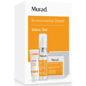 Murad Environmental Shield Radiance Kit Value NEW IN BOX