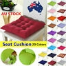 1/2/4pcs Soft Seat Cushions Cushion Square Decor Home Indoor Outdoor Pad Chair