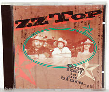 CD ZZ TOP - One Foot In The Blues
