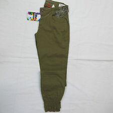 DESIGUAL pantaloni donna mod.LETTER 47P2628/4027 col.BEIGE SCURO  tg.26 inv.2014