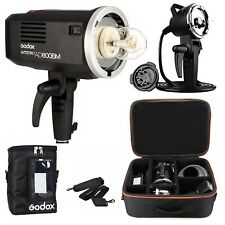 AU Godox AD600BM 2.4G HSS Portable Studio Flash Strobe Bowens Mount AD-H600 Kit