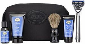 The Art of Shaving Travel Shaving Kit for Men -  Lavender