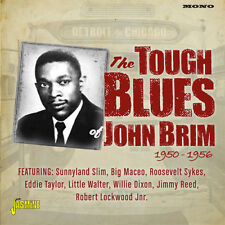 John Brim - Detroit To Chicago: Tough Blues Of John Brim 1950-1956 [New CD] UK -
