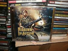 MISSING IN ACTION,INTRADA FILM SOUNDTRACK,JAY CHATTAWAY,LTD EDITION OF 1000