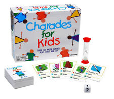 *New* Holdsons - Charades for Kids Game - Great Family Game - 4 Years+