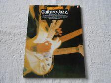 Partition / méthode improvisation guitare jazz