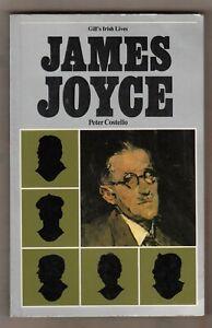 JAMES JOYCE  =  PETER COSTELLO  =  {1st IRISH P/B 1980}  =  GILL'S IRISH LIVES