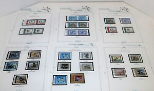 29 Montana 1986 - 2003 Migratory Waterfowl Permit Duck Stamps