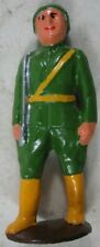 Vintage Manoil Barclay Italian Officer With Sword