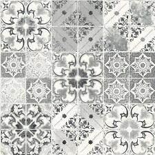 Azulejo de mármol Rasch Wallpaper realista Cocina Baño en Relieve Rollo 899436