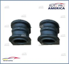 SET (2) Ford Crown Victoria Town Car Marquis Front Stabilizer Sway Bar Bushing